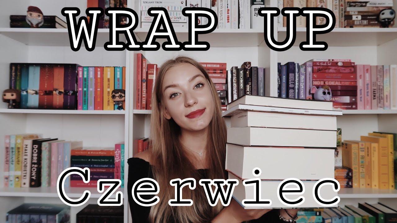 WRAP UP - przeczytane w CZERWCU 📚