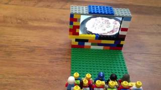 REAL Lego Movie Theater
