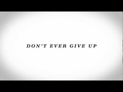 """Don't Ever Give Up"" – Jim Valvano"