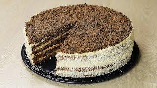 Быстрый Шоколадный Торт простой рецепт Бюджетный торт который всех покорит Вкусный торт