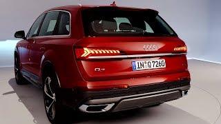 2020 Audi Q7 - Interior, Exterior & Driving