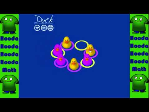 Duck, Think Outside the Flock Walkthrough Levels 1-15