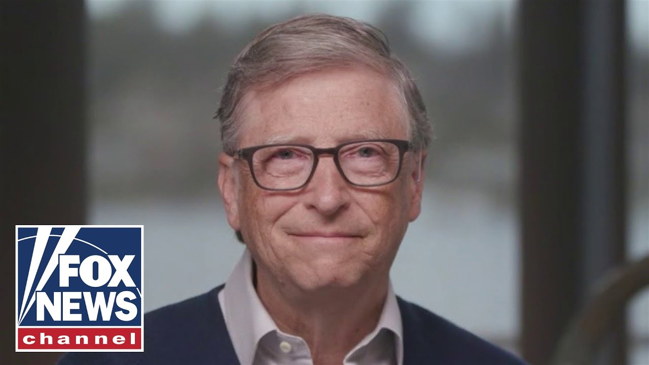 Bill Gates said Taiwan is an exemplary country who take early actions to contain the virus. (5:14)