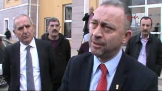 İstanbul Baro Başkanı Ümit Kocasakal Cerattepe'de: Artvin'i Artvinlilere bırakın