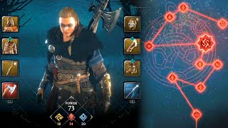 Assassins Creed Valhalla - Skill Tree, Abilities, & Customization (EARLY GAMEPLAY)