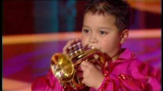 Little Bobby Harrison, Trumpet Player thumbnail