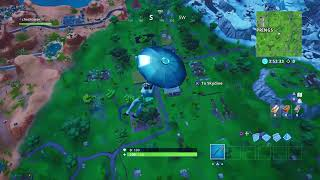 Fortnite Loot Lake Excavation Survey w/ Wild Card