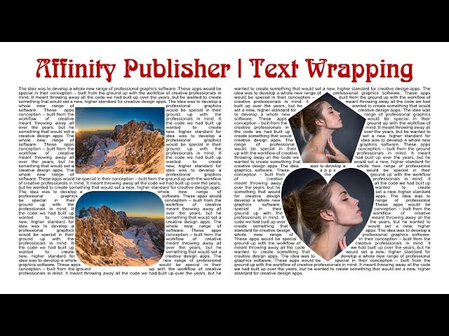 Affinity Publisher | Tutorial