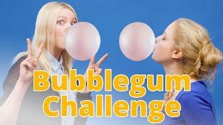 Extrem Bubblegum Challenge | Isabeau