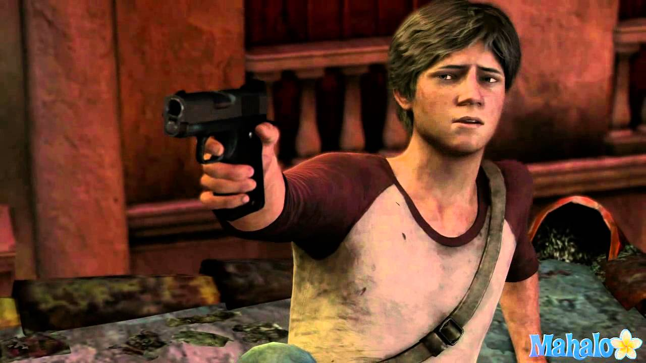 'Uncharted 3' Gameplay Walkthrough - Chapter 3: Second ...