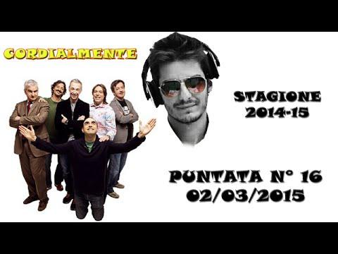 16 - Cordialmente 02-03-2015 [Karaoke Mangoni: Nena - 99 Luftballons]