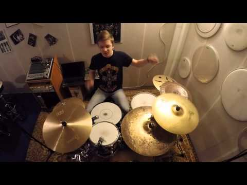 Billy Talent - Try Honesty Drum Cover