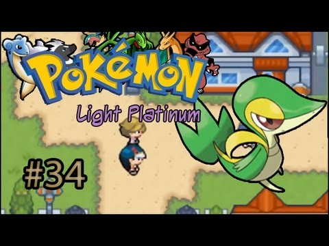 how to play pokemon light platinum on pc