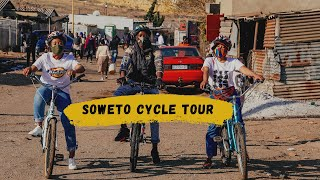 Soweto Cycle Tour - #SAIsTravelReady