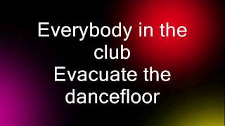 Cascada - Evacuate The Dancefloor lyrics