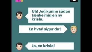 Bornholmer i Magasin | Det Kolde Bord | DR P3