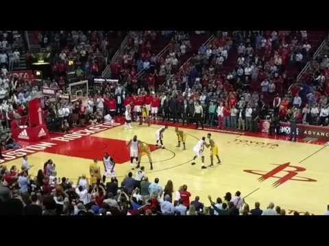 Fan View: Final 2.4 seconds as Rockets beat Nuggets