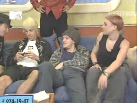 VIP Каприз -  Red Hot Chili Peppers interview (1999) - polskie napisy