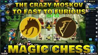 DRAGON ALTAR & MARKSMAN BUILD - TOP GLOBAL MAGIC CHESS PLAYER | Mobile Legends Bang Bang