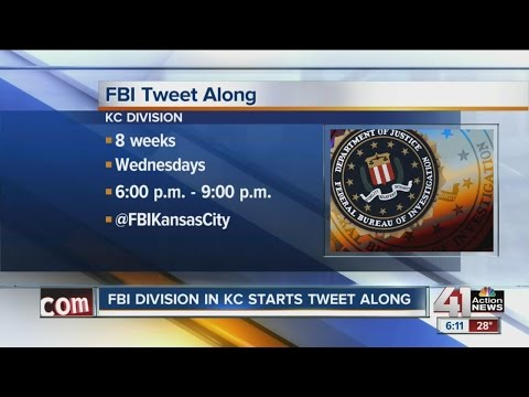 Kansas City FBI division has first tweet along, first for any FBI division