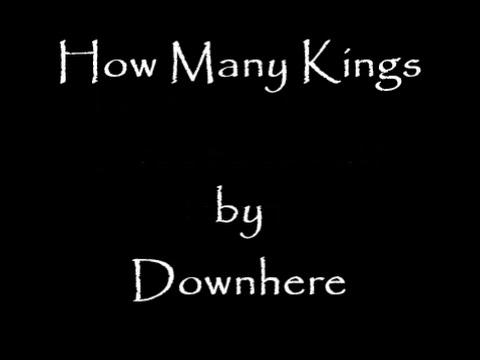 How Many Kings - Downhere  (Lyrics)