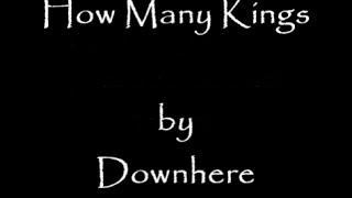 How Many Kings Downhere