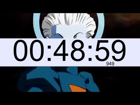 Tournament of Power in Real Time! - Dragon Ball Super Episode 97 Miulticam