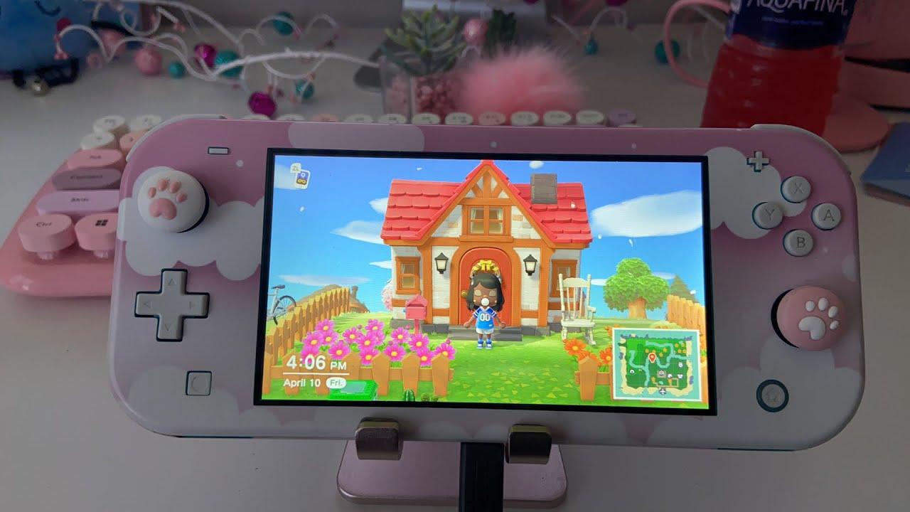 Animal Crossing Nintendo Switch Lite