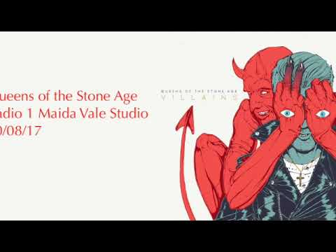 Queens of the Stone Age Maida Vale Live 30/08/17