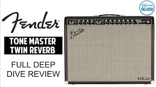 Fender Tone Master Twin Reverb Amplifier Review - The KING of Modeling Amps?