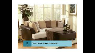Used Living Room Furniture For Cheap