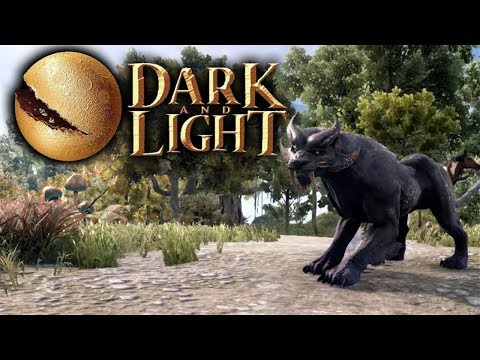 Dark and Light - Shape Shifting with Beast Magic - Deathstalker (Dark and Light Gameplay Part 4)
