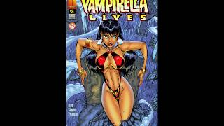 Hero Worship - Vampirella Covers (Harris Publications - 1991 to Now)