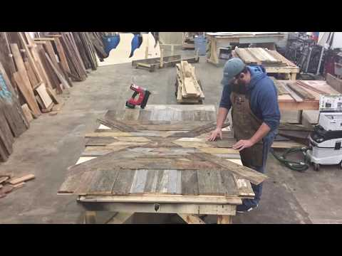 Wood Quilt
