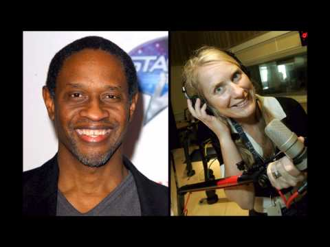 Funny interview with Tim Russ (Tuvok) by Annika Lantz
