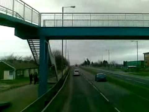 2 Rotherham Interchange to Maltby Dale Hill Road