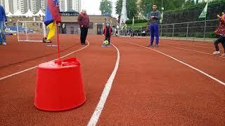 Foot golf развлекаем детей пока взрослые на спартакиаде | 2025golf