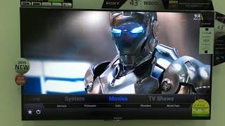 видео Sony KD-55XD8577-телевизор будущего