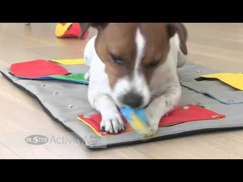 Zoekspelletjes: De Buster Activity Mat