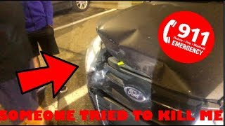 CRAZY/SCARY CAR ACCIDENT STORYTIME + ACTUAL FOOTAGE !!