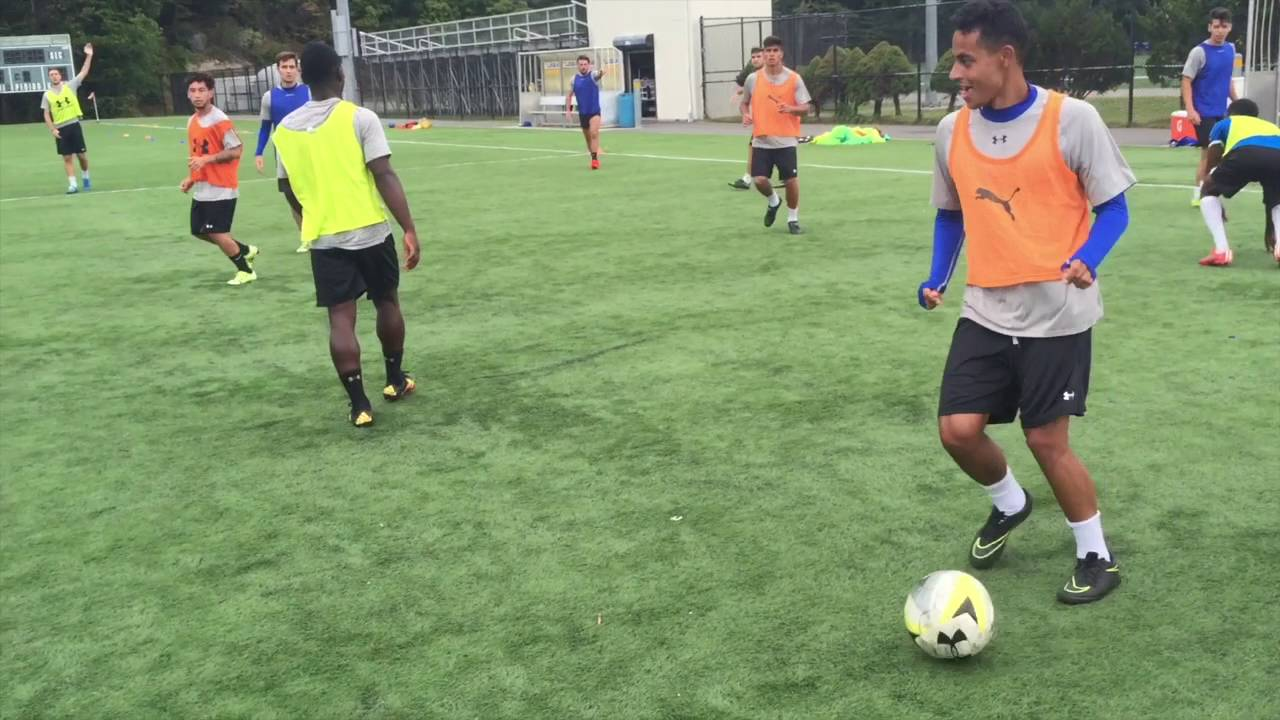 Soccer Defensive & Attacking Transition Session