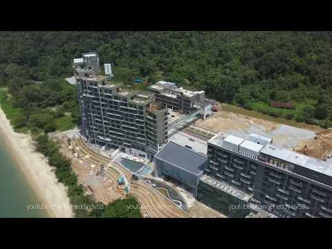New Hotel, Teluk Bahang, Penang, Malaysia.