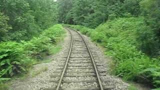 Train touristique Gentiane Express en autorail X 2800 - Cantal, Auvergne