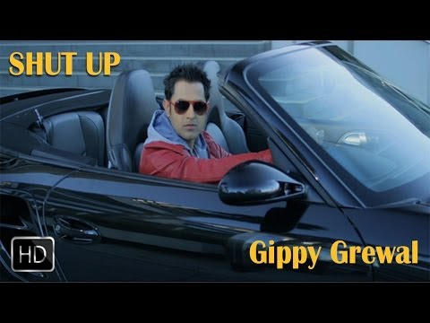 Shut Up | Gippy Grewal | Full Official Music Video 2014