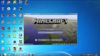 Como Baixar Minecraft Pirata Com Todas As Versões - Novo Launcher