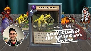 Gruff: Clash of the Battle Goats Review Walkthrough | At the Table Reviews