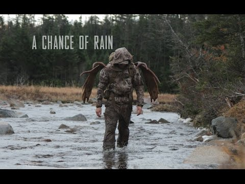 A Chance Of Rain - Newfoundland Moose Bowhunt