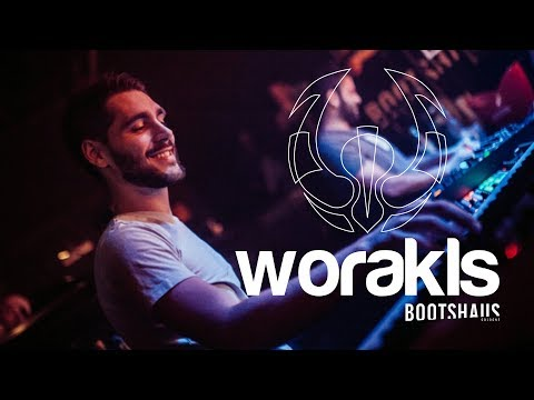 WORAKLS - LIVE @ GODS & MONSTERS Bootshaus Cologne 2018