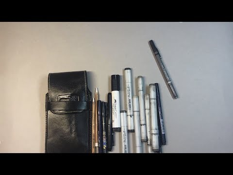 Drawing is Visual Communication - Sketching with Sheldon #020