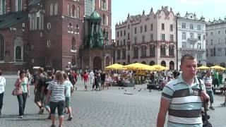 Pejzaże Krakowa